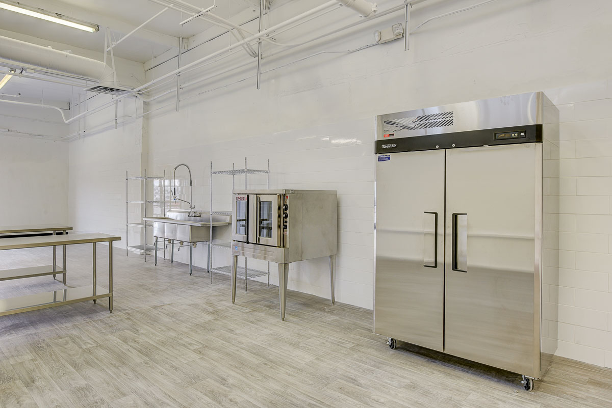 4D Commissary – Shared Use Kitchens